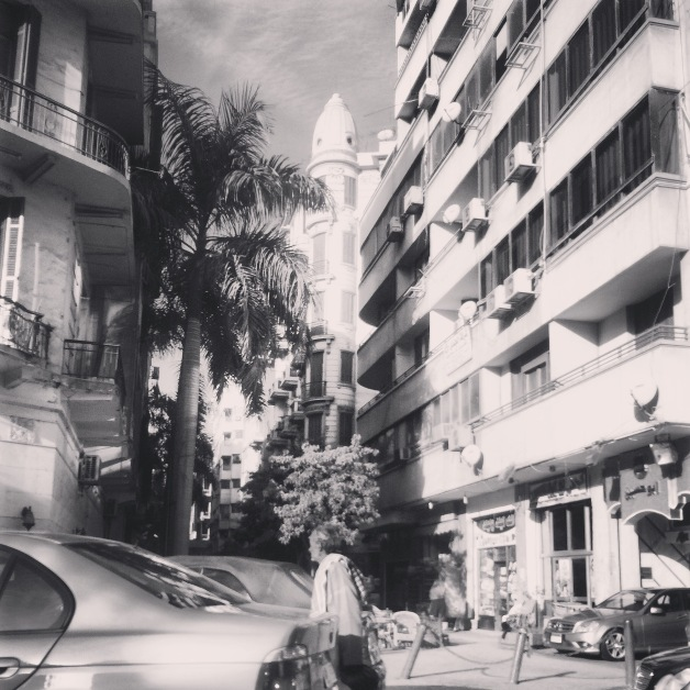 Downtown Cairo Egypt